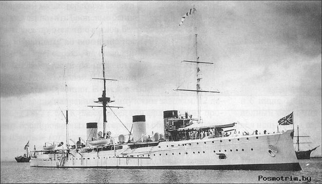 Крейсер «Жемчуг»