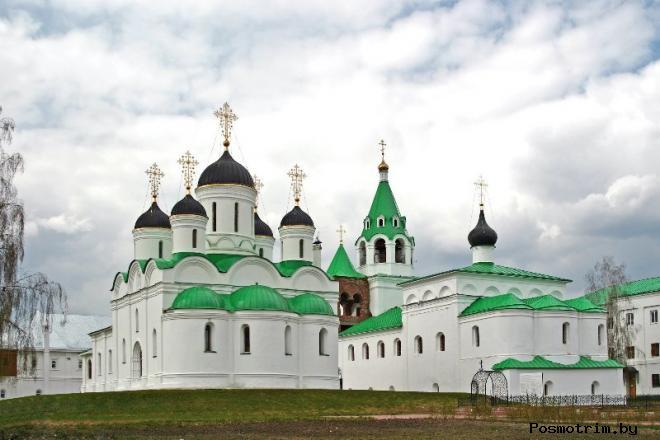 Спасо-Преображенский монастырь Казань
