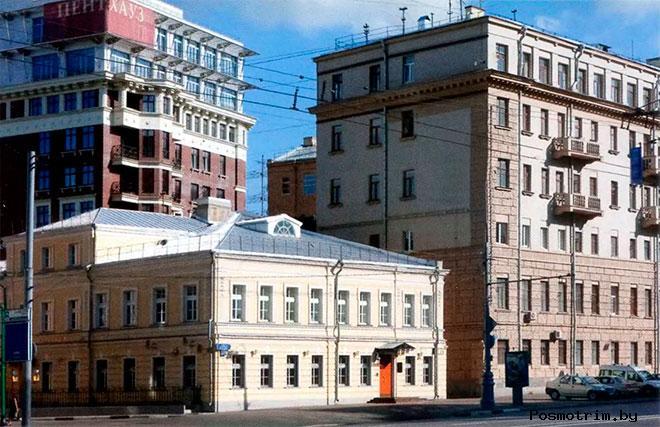 Улица Большая Якиманка Москва