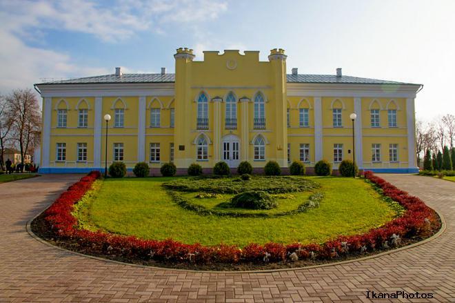 Дворец Потёмкина в Кричеве история Кричевского дворца Потёмкина после Потёмкина