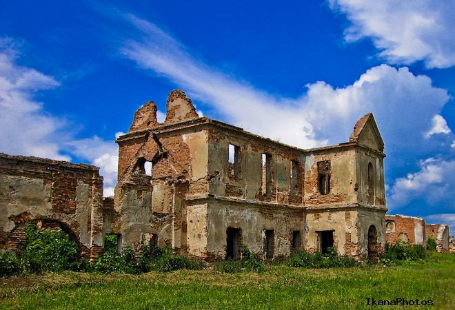 Быховский замок фото история замка Ходкевичей и Сапег