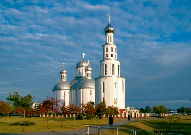 Свято-Воскресенский собор Брест адрес расписание служб расположение