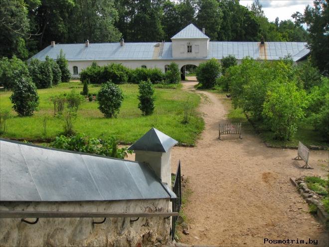 Основание Святогорского монастыря