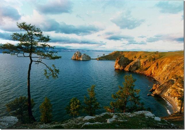 8. Озеро Байкал Россия