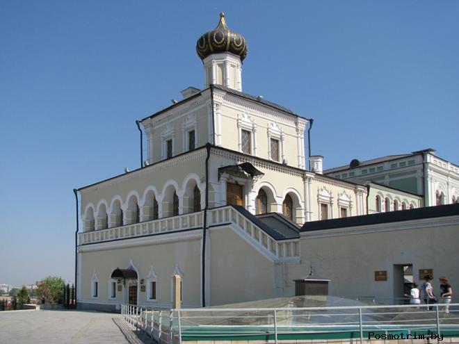 Дворцовая церковь Казань