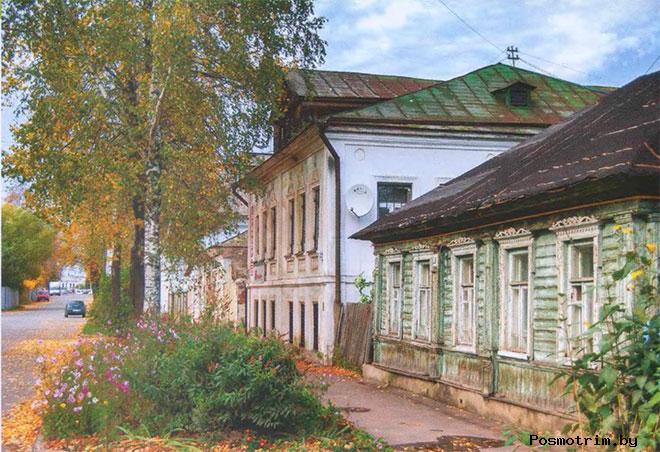 Большая Казанская улица Рыбинск