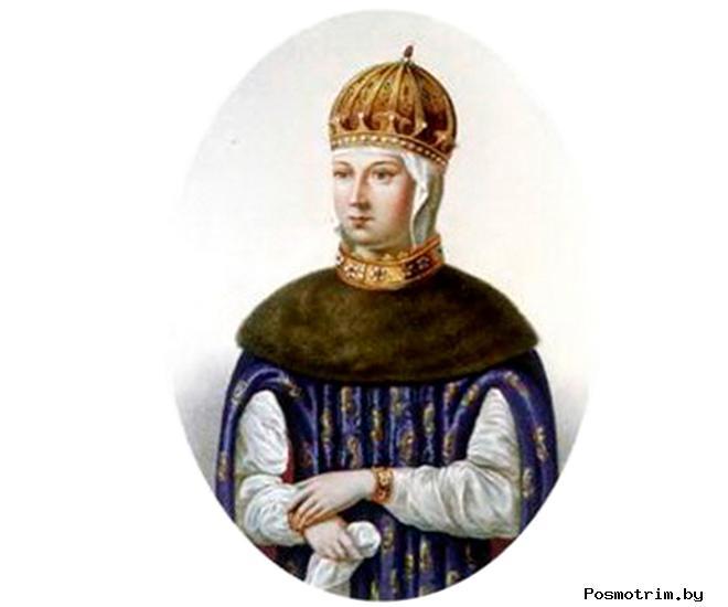Мария Ильинична Милославская - первая супруга царя Алексея Михайловича