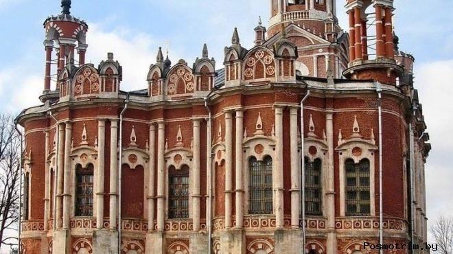 Архитектура собора Николая Чудотворца в Можайске
