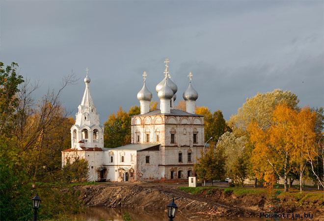 Храм Иоанна Златоуста Вологда