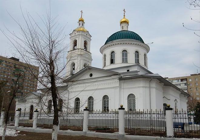 Никольский собор Оренбург