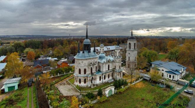 Церковь в Быково богослужения контакты как добраться расположение на карте
