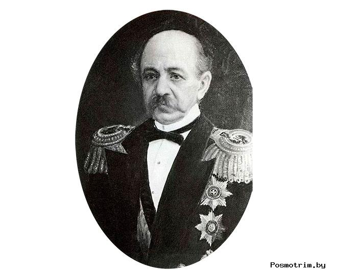 Унковский Иван Семенович адмирал