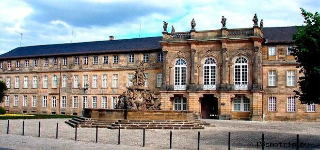 Новый дворец в Байройте