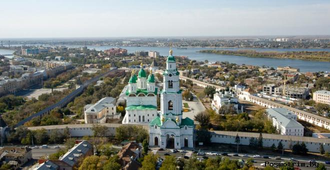 Астраханский кремль фото описание история Астрахани