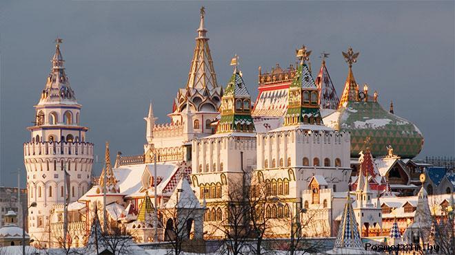 Измайловский кремль Москва