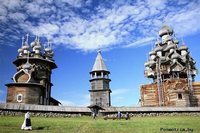 Спасо-Преображенский храм снаружи