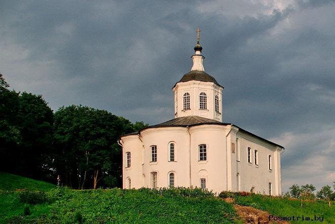 Церковь Иоанна Богослова на Варяжках Смоленск