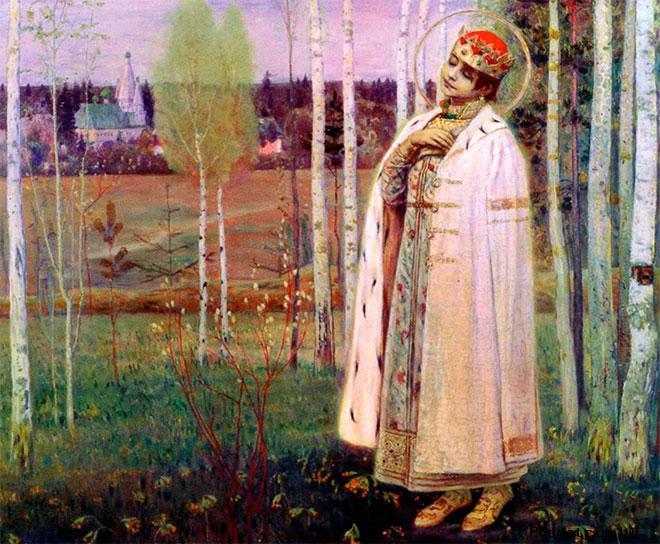Царевич Дмитрий Углич