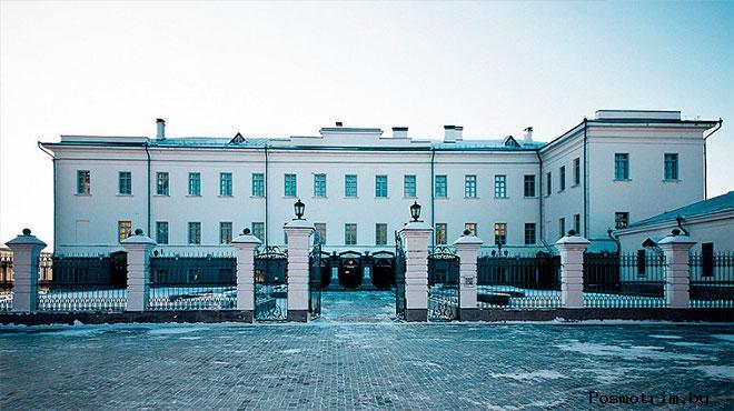 Дворец наместника Тобольск