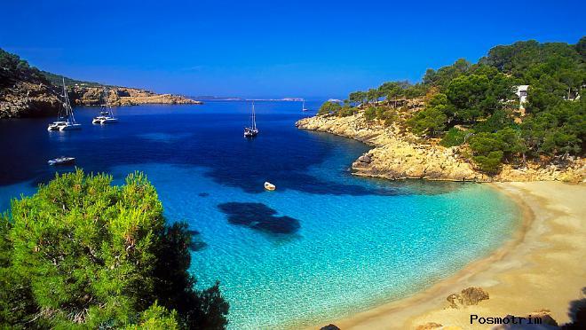 Коста - Бланка - белый берег Испании