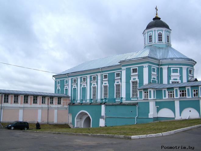 Богоявленский собор Смоленск