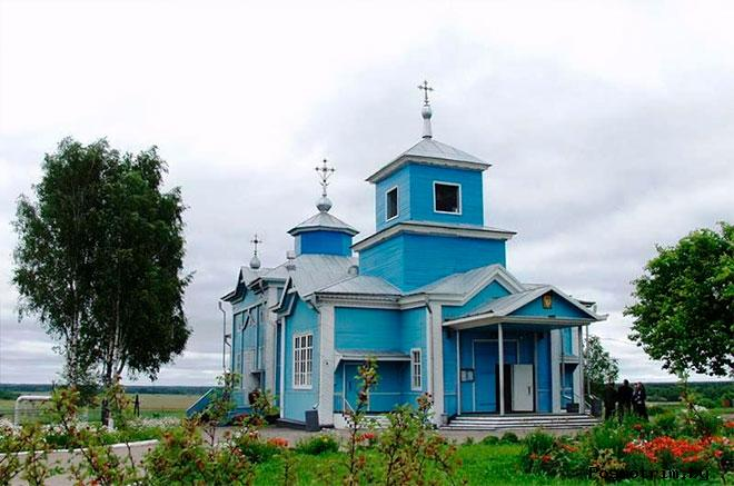 Казанский храм Сыктывкар