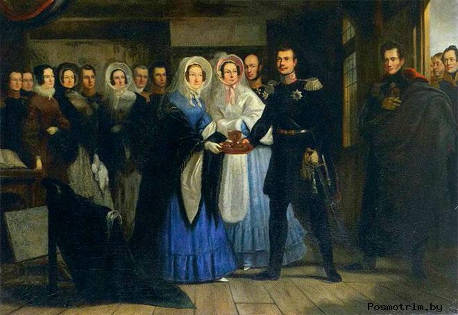 Александр II детство юность и бракосочетание будущего императора России
