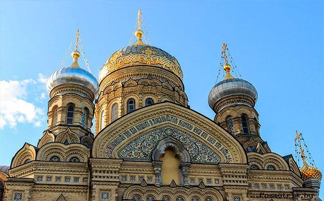 Храм Успения Богородицы архитектура