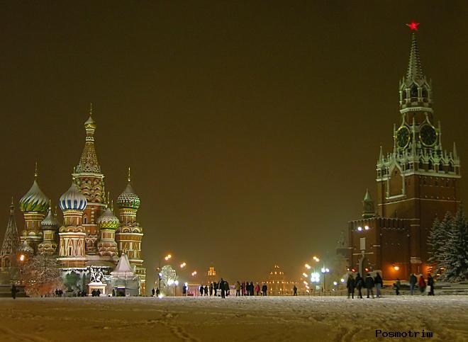Покровский собор на Красной площади немного истории