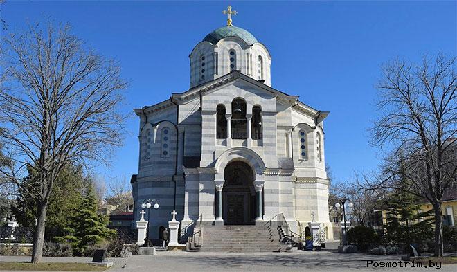 Владимирский Адмиралтейский собор Севастополя история