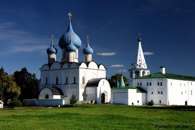 Богородице-Рождественский собор Суздаль кремль