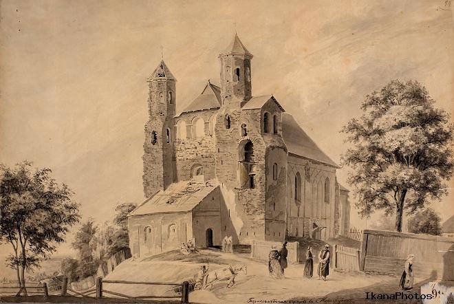 Архитектура Борисоглебской церкви