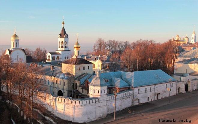 Богородице-Рождественский монастырь Владимир
