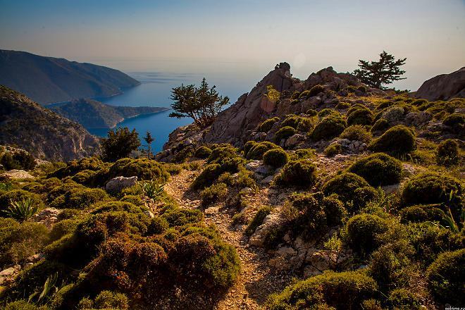 Поход по Ликийской тропе достопримечательности Турции вдоль тропы