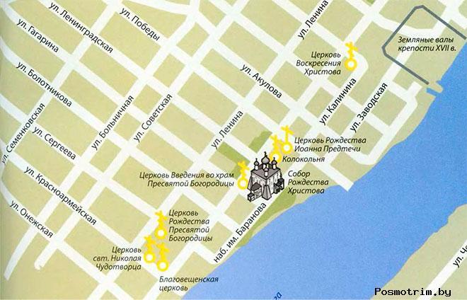 Собор Рождества Христова Каргополь график работы контакты как добраться расположение на карте