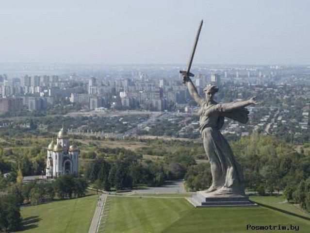 История Царицына и крепости Царицын
