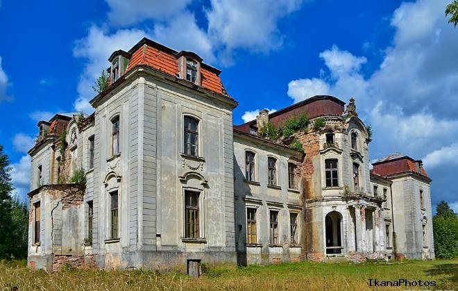 Усадьба Святополк-Четвертинских в Желудке