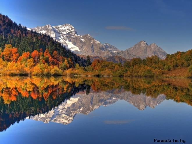 Горное Озеро Кардывач