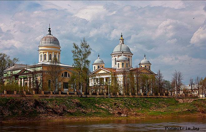 Преображенский собор Торжок строительство и история