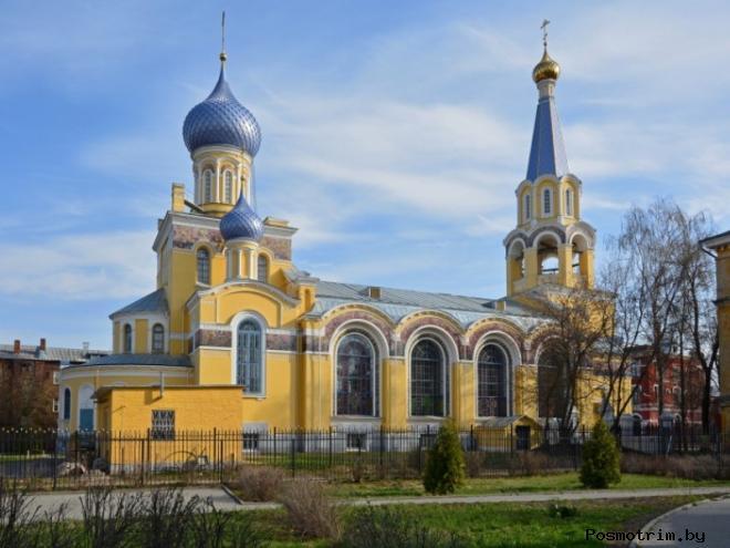 Церковь Андрея Критского Ярославль
