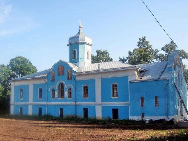 Троицкий монастырь Мичуринск