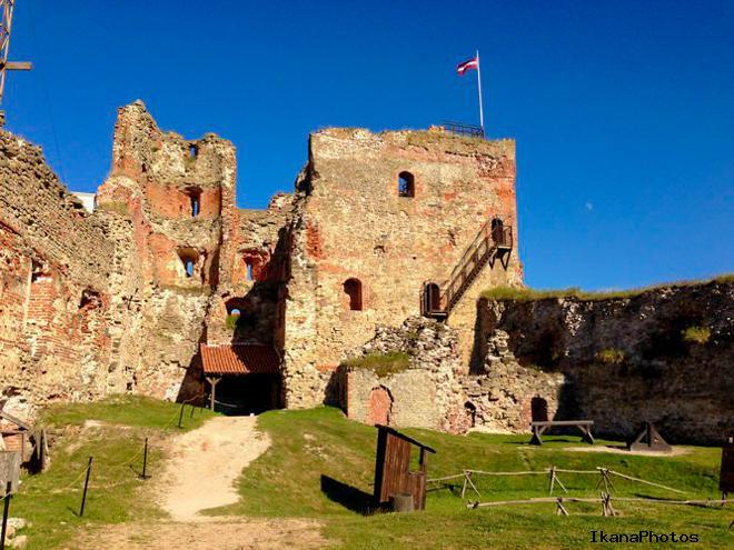 Мемельский замок история
