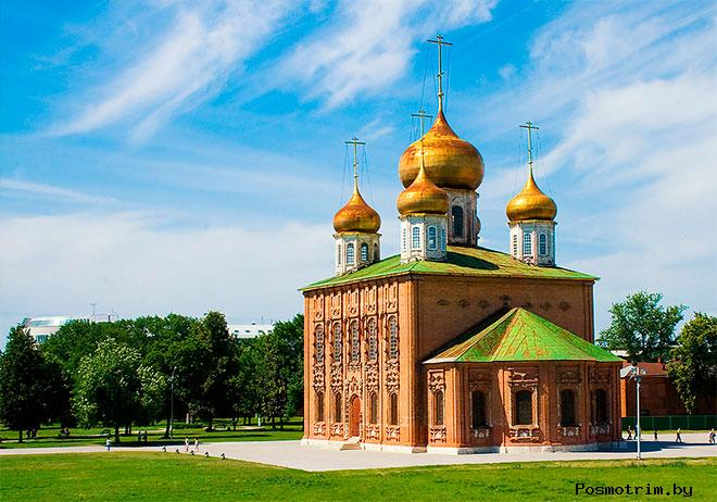 Архитектура Успенского собора Тулы