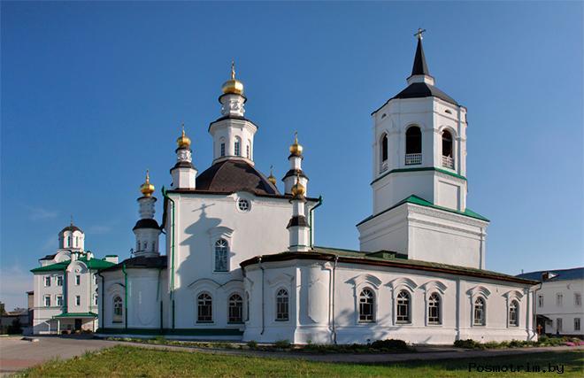 Казанский храм Богородице-Алексиевского монастыря
