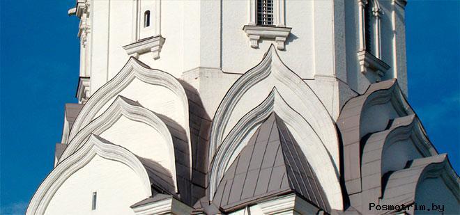 Исследования в церкви Вознесения в селе Коломенском