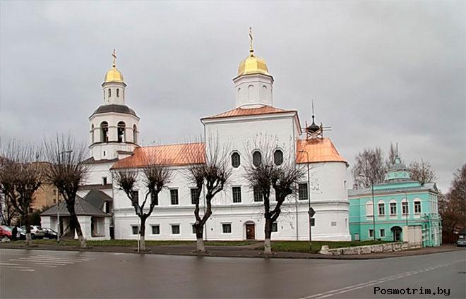 Вознесенский монастырь Смоленск