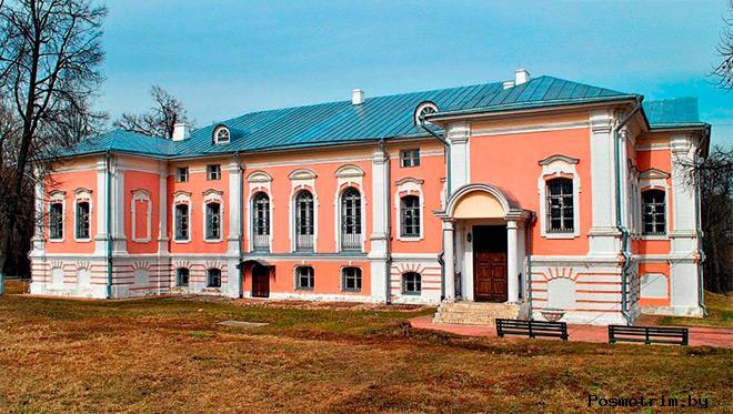 Лопасня-Зачатьевское музей-усадьба