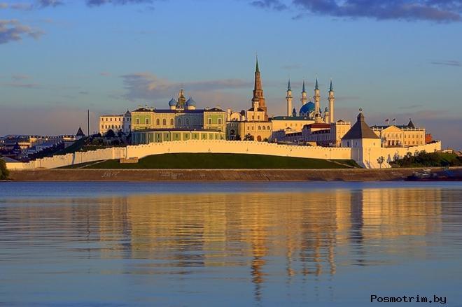 Казанский кремль история фото