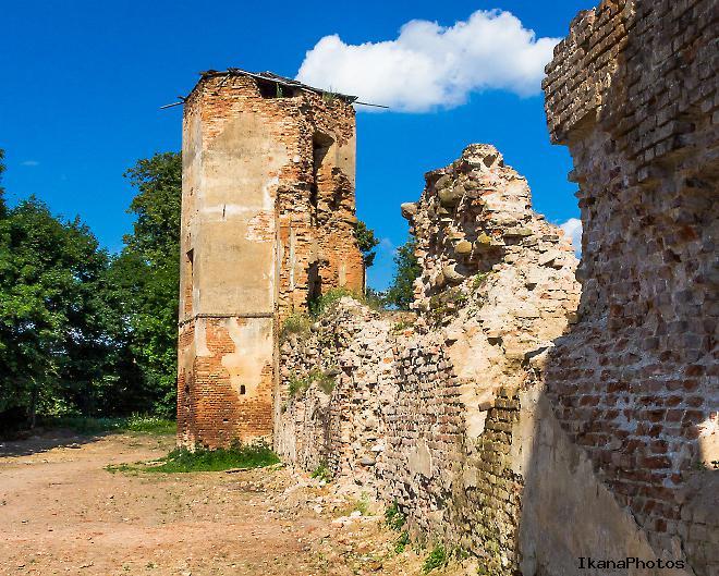Гольшанский замок - легенда о мельнице