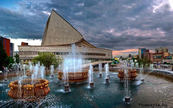 Новосибирск основание города